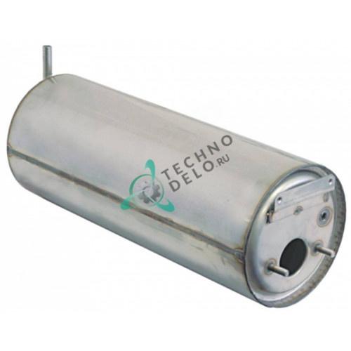 Бойлер ø160мм L-415мм 15585 / 15696 для посудомоечной машины Adler CF50, PM50, PM50DP, PM50DPPB и др.