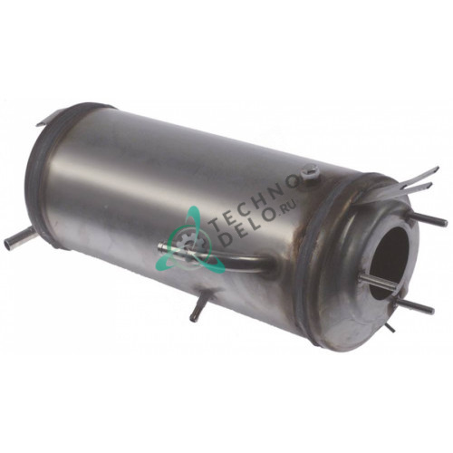 Бойлер ø130мм L-330мм вход ø12мм 2310217 для посудомоечной машины Sammic SP-23, SP-23B, SV-19 и др.