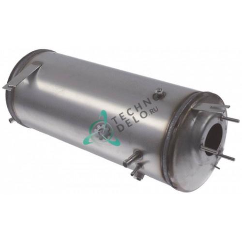Бойлер ø170мм L-460мм вход ø12мм 2310316 для посудомоечной машины Sammic SC-1100, SP-550, SP-800 и др.