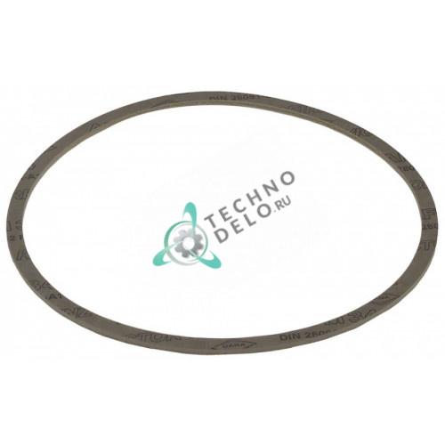 Уплотнитель кольцевой (волокно) ø163мм/ø150мм толщина 3мм 109073 для кофемашины La-SanMarco