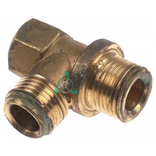 Тройник 847.527831 spare parts uni