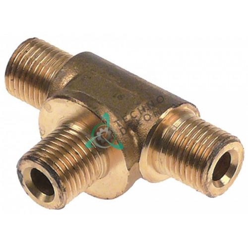 Тройник 847.527832 spare parts uni