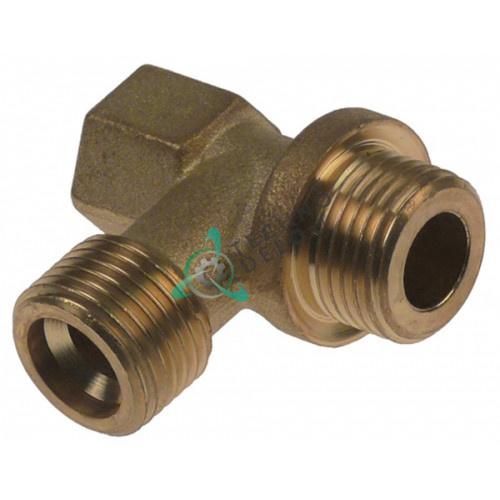 Тройник 847.527985 spare parts uni