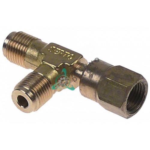 Тройник 847.529260 spare parts uni