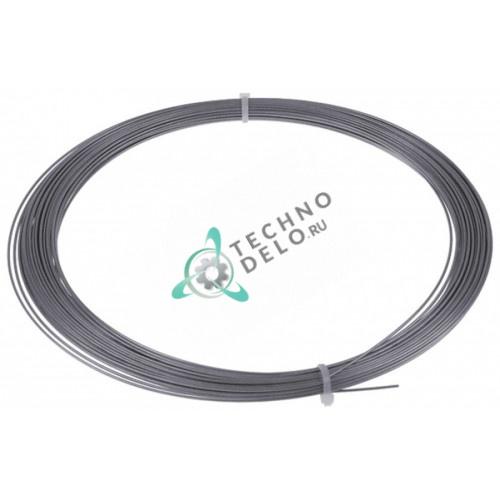Проволока отрезная ø1.1 мм (1 метр) 0305010 для вакууматора Cookmax, Henkelman, Allpax и др.