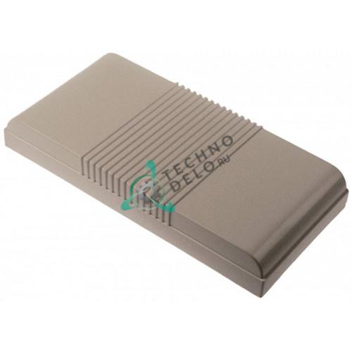 Крышка серая L8006B для емкости профессионального охладителя соков (грагнитора) CAB LUKE-1/LUKE-3 и др.