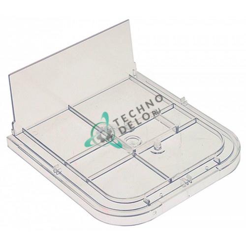 Крышка нижняя передняя F005.1 для холодильного оборудования (дозаторы напитков) CAB NEW Faby 1-3, Fast Cold 1-3