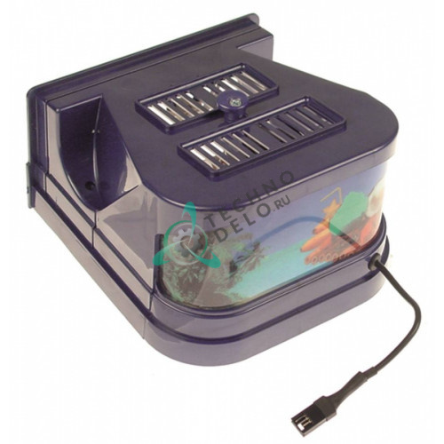 Крышка в комплекте с лампой F300 для дозатора охлажденных напитков (гранитора) CAB Faby 1-3, Fast Cold 1-3