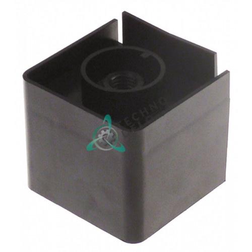 Держатель пластиковый 34104 75x70x60мм для дозатора холодных напитков Santos Nr34-1-1Bowl,  Nr34-2-2Bowls Version 1 и др.