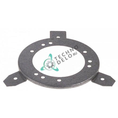 Держатель 115x115x7мм 22800-04800 для мотора сокоохладителя Bras JOLLY, Ugolini ARCTIC COMPACT/CADDY и др.