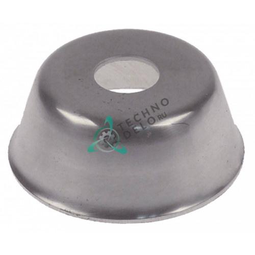 Крышка алюминиевая ø44 H-18мм 900925 для вала соковыжималки Hendi 221204, Horeca Select, Sunmile