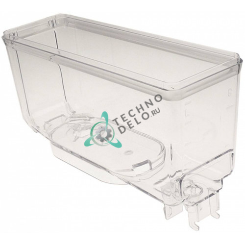 Ёмкость колба 22900-01910 5л L-380мм для сокоохладителя Bras, Ugolini мод. Compact Jolly