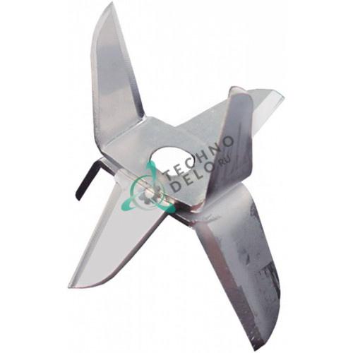 Ножи набор 3 шт XRFR15 / 6420122 для блендера Vema, Sammic