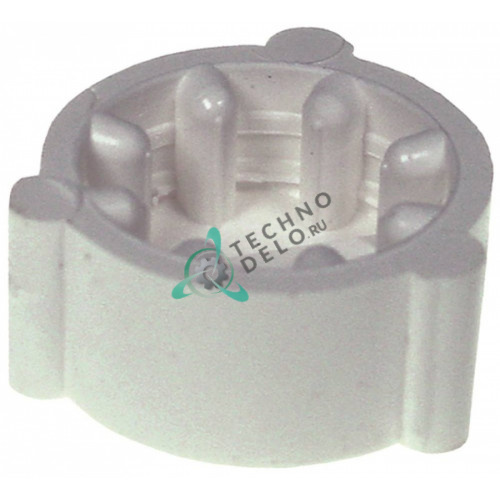 Муфта приводная XRFR17 / 6420125 / 90430.127.003 (8 зубьев) для блендера Vema, Sammic, Fiamma и др.