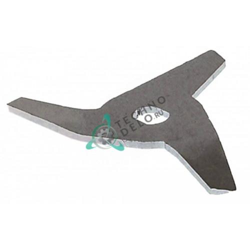 Нож из нержавеющей стали IB2680401 для миксера Sirman мод. CICLONE