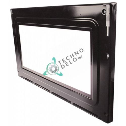 Дверца 407x693мм внутренняя 682050676 для профессионального теплового оборудования (духовой шкаф) SMEG