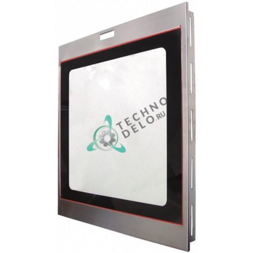 Дверца внутренняя в сборе 692050640 для профессионального теплового оборудования (духовой шкаф) SMEG