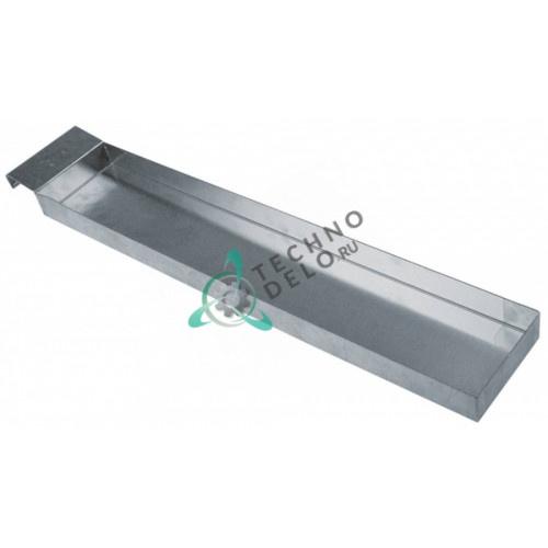 Емкость для жира 590x105x32мм 35N2250 жарочной поверхности Angelo Po