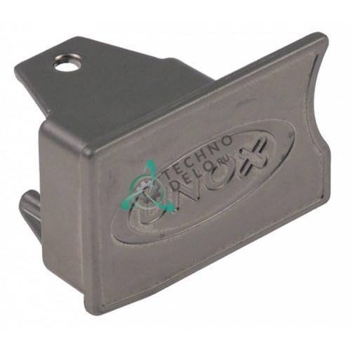 Крышка торцевая правая VM1045A0 для двери печи Unox XF100/XF103/XF110/XF113/XF115/XF130/XF133/XF135/XF183/XF185