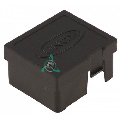 Крышка правая торцевая KVM1116A VM1116A0 для корпуса профессиональной печи Unox XF103/XF113/XF133/XF183 и др.
