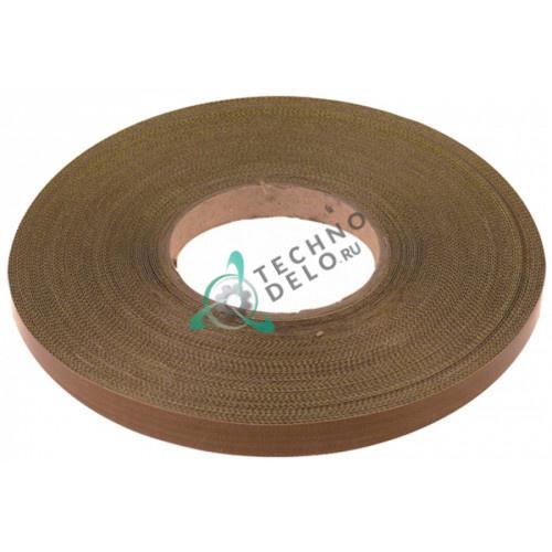 Лента тефлоновая (PTFE) 15мм 0.25мм L-1000мм для вакуумного упаковщика