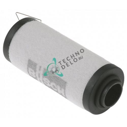 Фильтр насоса Busch ø52мм L120мм (0939003/0532140154) для упаковщика Henkelman, Cookmax, Allpax и др.