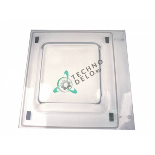 Крышка 0900738 670x670 мм вакуумного упаковщика Henkelman H300
