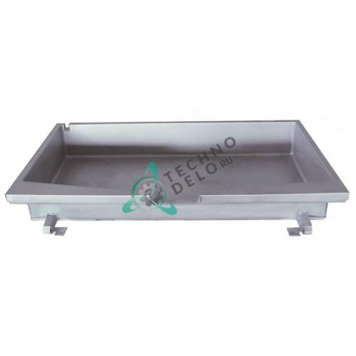 Ванна 1260x700x200мм X286111 опрокидывающей сковороды Amatis, Fagor
