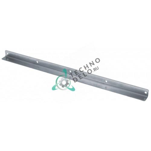 Держатель (угловой) 405x20x20мм нержавеющая сталь 12002903 U065658 для уплотнителя пароконвектомата Fagor