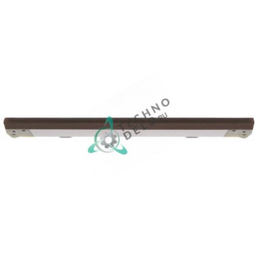 Планка сваривающая 0300215 425x16x34мм вакууматора Henkelman Boxer/Jumbo/Marlin