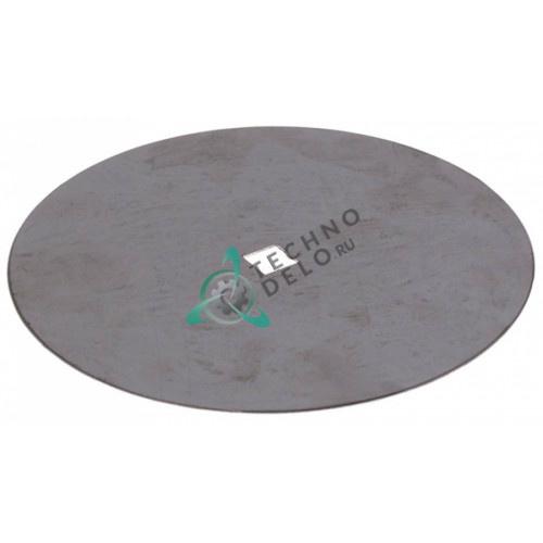 Тарелка (диск ø160 с отверстием 12x12мм) для гриля North