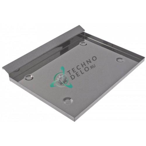 Емкость для жира (поддон) 350x245мм 30045 гриля Horeca-Select GTO, Roller-Grill и др.
