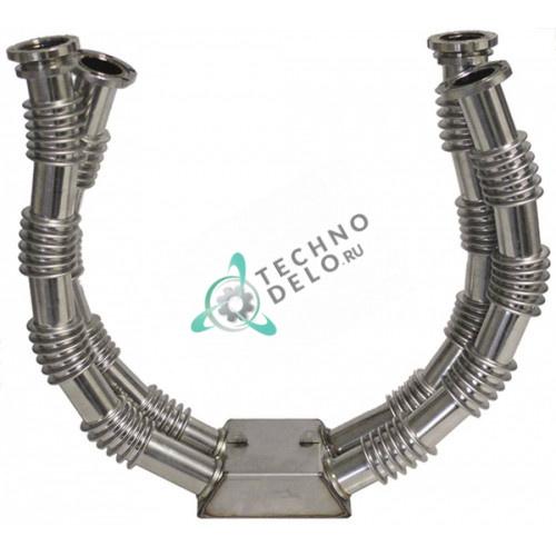 Теплообменник AC31-1800 AC31-4700 Retigo 611