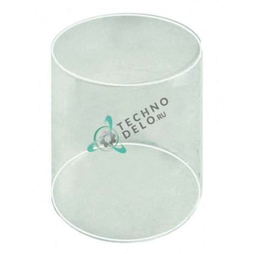 Цилиндр стеклянный F05012 для хот-дог аппарата Roller Grill CS3 E, Star 10