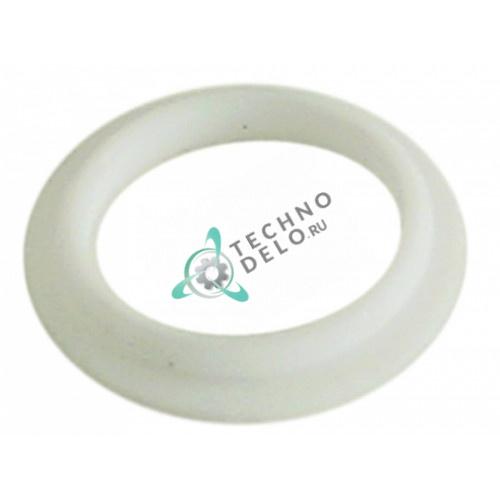 Втулка материал PTFE (фторопласт) для роликовых грилей CF-Cenedese, Cookmax, RM-Gastro