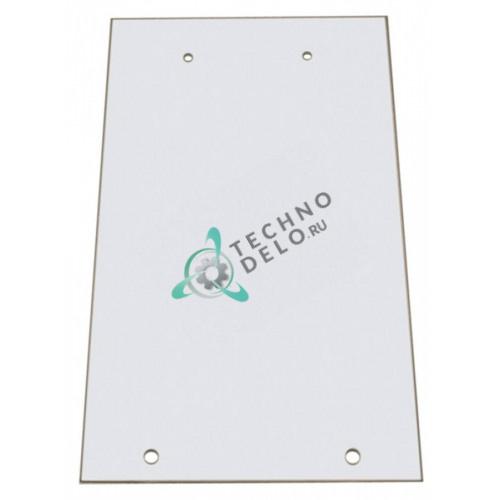 Стекло 040105 для профессиональной пицца-печи Tecno MCM