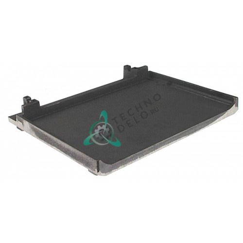 Плита (гладкая поверхность) B02025 для гриля Roller Grill Panini
