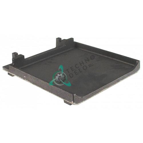 Плита (гладкая нижняя поверхность) B02020 для гриля Roller Grill Savoye