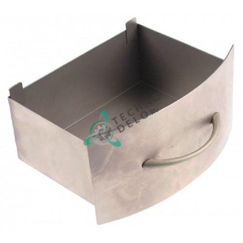 Емкость сбора жира 24010310 для аппарата шаурмы Inoksan