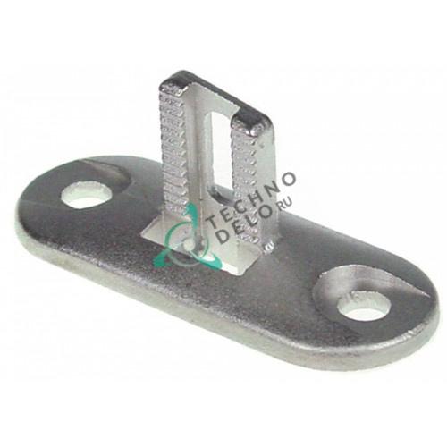 Держатель щеколды двери (28x64x25мм) 2940.1313 для печи Rational CD101, CD102 и др.