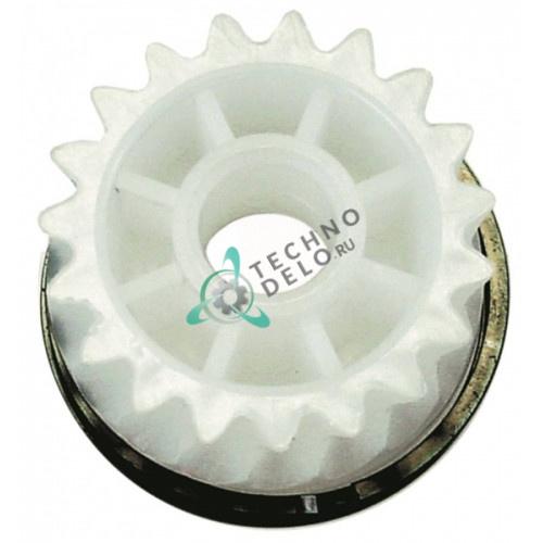 Шестерня ø47мм H33.5мм FSP43 2300/L30Z36 тестораскатки GAM, IGF, Fama