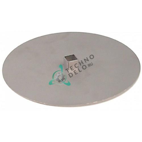 Тарелка (диск ø180) для шампура гирос гриля Meltem