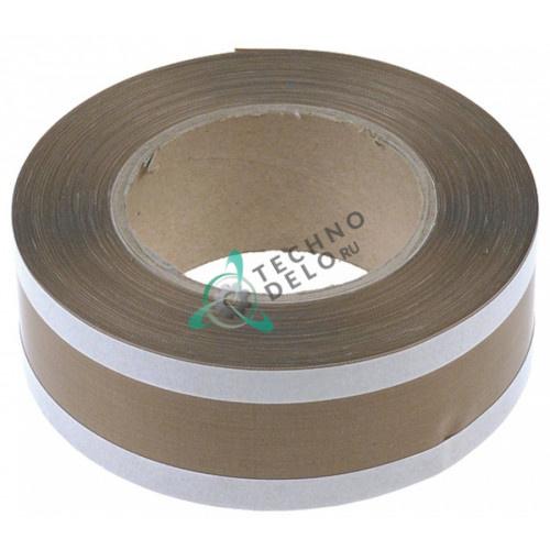 Лента тефлоновая (PTFE) 46мм L-1000мм для вакууматоров Cookmax, Henkelman, Allpax и др.