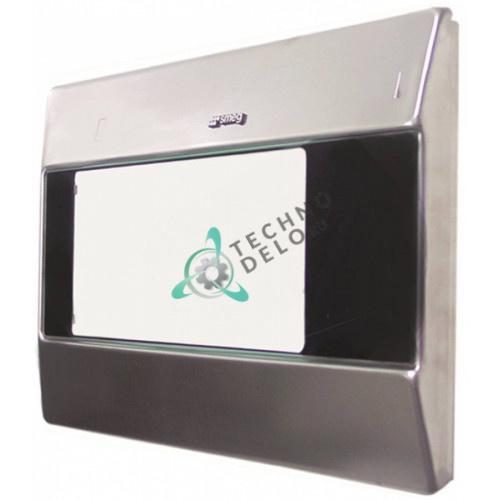 Дверца 310x530мм внешняя для профессионального теплового оборудования (духовой шкаф) SMEG