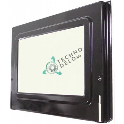 Дверца 575x405мм внутренняя 692050424 для профессионального теплового оборудования (духовой шкаф) SMEG