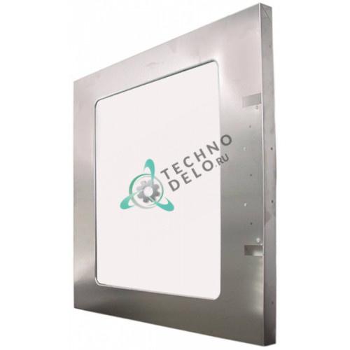 Дверца со стеклом для печи SMEG Alfa 200XE код 696135208 размер 650x665мм