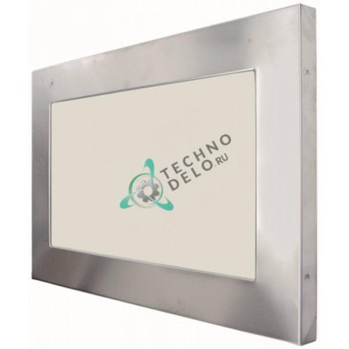 Дверца 440x695мм внешняя 692531328 для профессионального теплового оборудования (духовой шкаф) SMEG