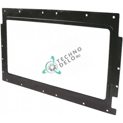 Рамка 500x300x5мм для дверцы микроволновой печи TurboChef NGC