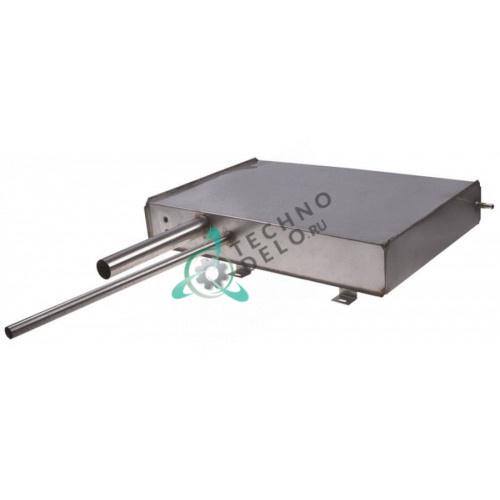 Парогенератор 615x100x425мм 005234 0K0680 5234 для печи Electrolux ACV/E202/1, ACV/E20C4, ACVE202C4, ACVE20C6 и др.
