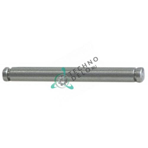 Ось RQ00A064 ø6мм L31мм для ванны льдогенератора Brice Italia, Eurfrigor EC/ECF